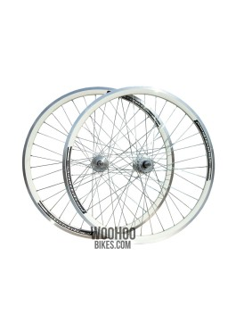 ACCENT Roadrunner JOYTECH Wheels Fix White