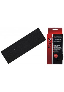 VELO PROX Bicycle Handlebar Tape + Gel Black