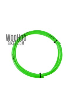 ACCENT Brake Cable Housing 5mm fluo Green