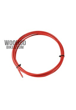 ACCENT Derailleur Cable Housing 4mm Red