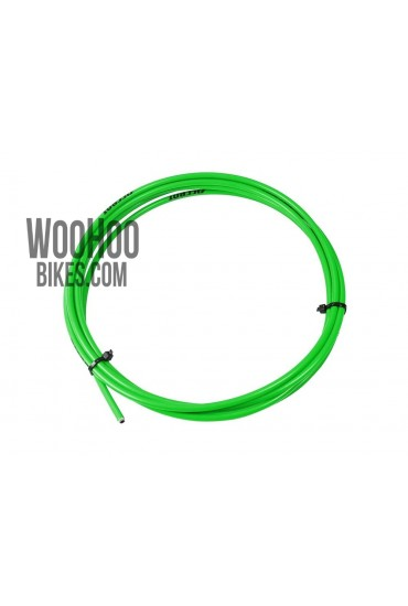 ACCENT Derailleur Cable Housing 4mm Fluo Green