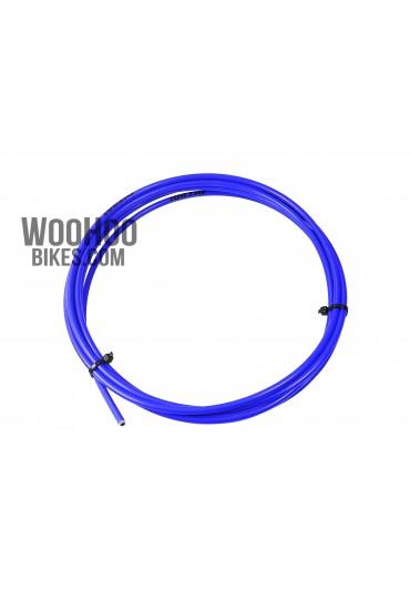 ACCENT Derailleur Cable Housing 4mm Fluo Blue