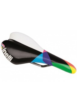 CINELLI SCATTO CALEIDO  Bicycle Saddle