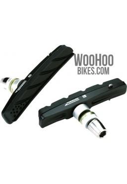 ACCENT AC-400 V-Brake, Brake Shoes, Black/Black