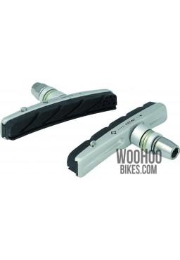 ACCENT AC-400 V-Brake, Brake Shoes, Silver/Black