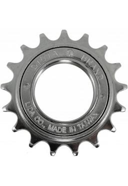 "Dicta A8K 16T Single Speed Freewheel 1/2"" x 1/8"" Wide - Chrome Fixie Bike Sprocket"