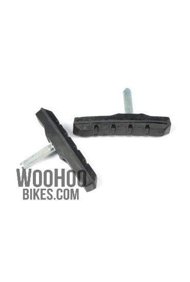 ACCENT AC-610 V-Brake, Brake Shoes, Black
