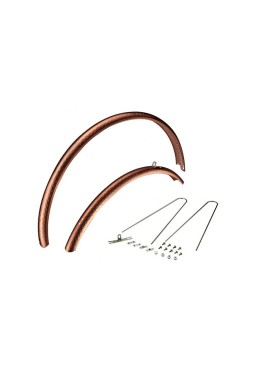 DIA COMPE ENE F-3 Road Bike Fenders, Copper 26""