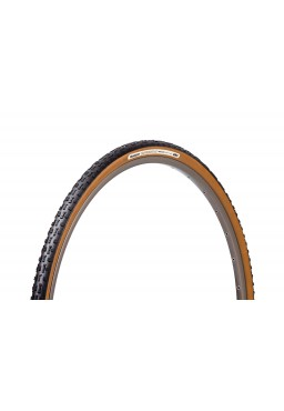 Panaracer GravelKing AC 700x35C Knobby Tread Tire, Black & Brown