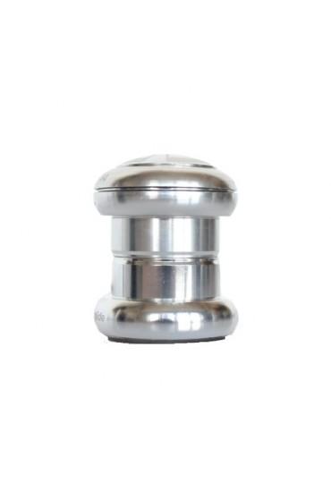 "Tange Seiki Technoglide J-2 Headset 1 1/8"" Silver"