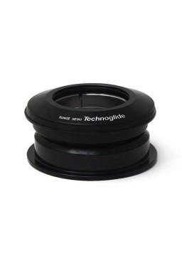 "Tange Seiki Technoglide ZS22 Semi Integrated 1 1/8"" headset black"