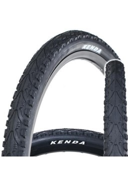 Kenda KHAN 700x35C Trekking Tourist City Urban Bicycle Black Tire