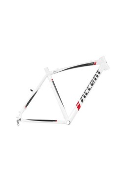 ACCENT CX-ONE Cyclocross Bike Frame white-graphite Size L (56cm)
