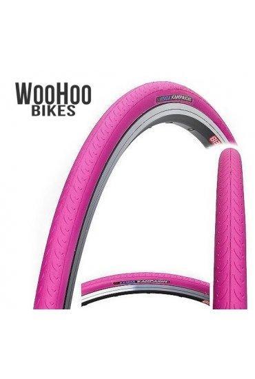 Kenda KAMPAIGN 700 x 23C Fixed Gear Tire Pink