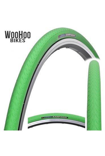 Kenda KAMPAIGN 700 x 23C Fixed Gear Tire Green