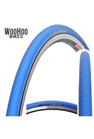 Kenda KAMPAIGN 700 x 23C Fixed Gear Tire Blue