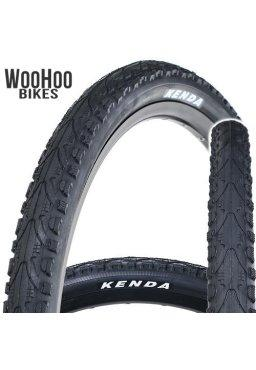 Kenda KHAN 700x38C Trekking Tourist City Urban Bicycle Black Tire