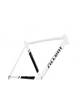 ACCENT APEX Road Bike Frame white-black Size XS (50cm)