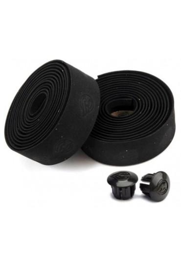 CINELLI Cork Ribbon Bicycle Handlebar Tape Black