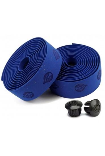 CINELLI Cork Gel Ribbon Bicycle Handlebar Tape Blue