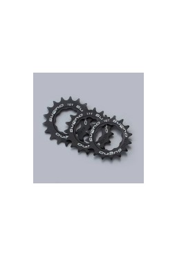 SUGINO 16T Track Cog, Fixed Gear Bike Hub Sprocket, Black