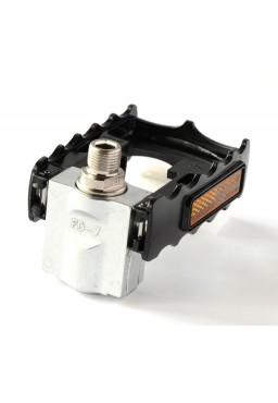 MKS FD-7 Folding Pedals, 9/16'' Black