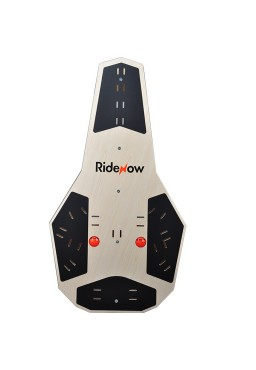 Stand for the Bicycle Trainer Ride Now Rocking Board