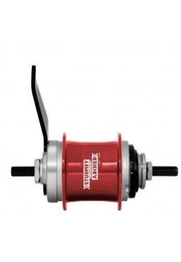 STURMEY ARCHER SA S1C Rear Hub Red, Single Speed Coaster Brake 36H