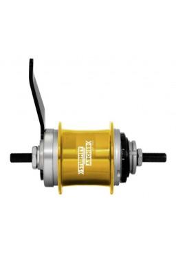 STURMEY ARCHER SA S1C Rear Hub Gold, Single Speed Coaster Brake 36H