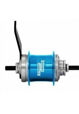 STURMEY ARCHER S2C 2-speed 32H, Kick Shift Coaster Brake Rear Hub, Blue