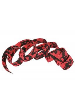 CINELLI Macro Splash Black/Red Handlebar tape
