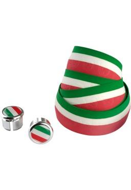 CINELLI ITALIAN FLAG Cork Handlebar Tape