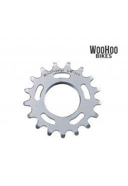 Dia-Compe Fixed Gear Track Cog, 15T - Silver