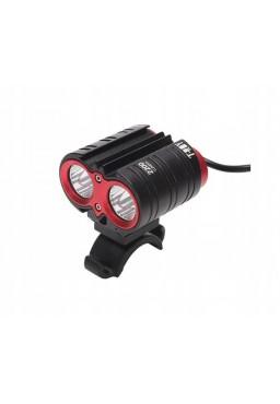 Front Bicycle Light Mactronic SCREAM3.3  600 lumens Black