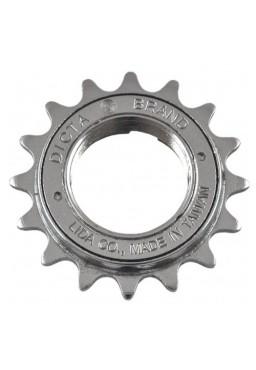 "Freewheel Single Speed Dicta A8N 16T narrow 3/32"" Chrome"