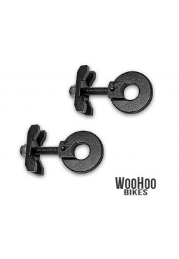 D105-10 Bike Chain Tensioner, Fixed Gear, Fix 2 pcs