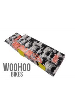 CINELLI Cork Ribbon Bicycle Handlebar Tape Yellow