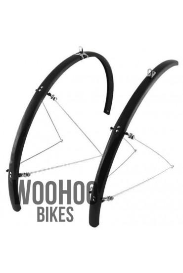 Orion WLD-28 Road Bike Fenders, Black