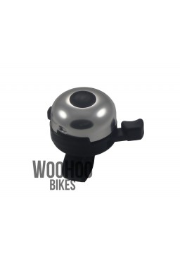 Bicycle Alloy Bell Nuvo NH-833 Silver