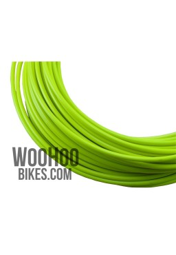 ALHONGA Brake Cable Housing Teflon Light Green