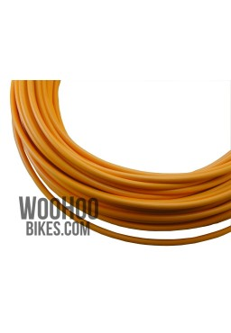 ALHONGA Brake Cable Housing Teflon Orange