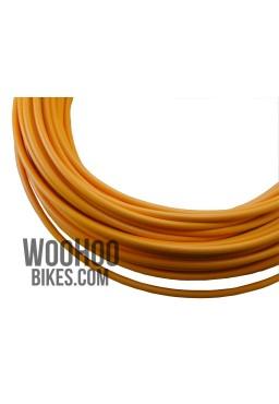 ALHONGA Brake Cable Housing Teflon Orange