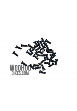 SLE Spokes Nipples Steel 16mm x 36 pcs.