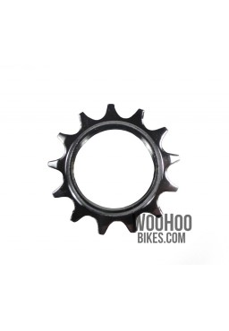 "NOVATEC 13T 1/8"" Track, Road, Fixed Gear Hub Cog, Silver"