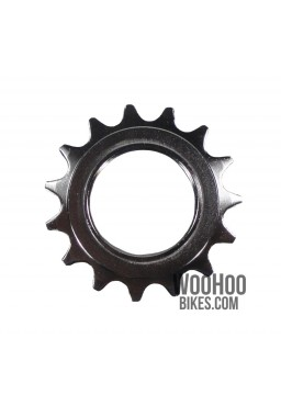 NOVATEC 15T 3/32 Track, Road, Fixed Gear Hub Cog, Silver