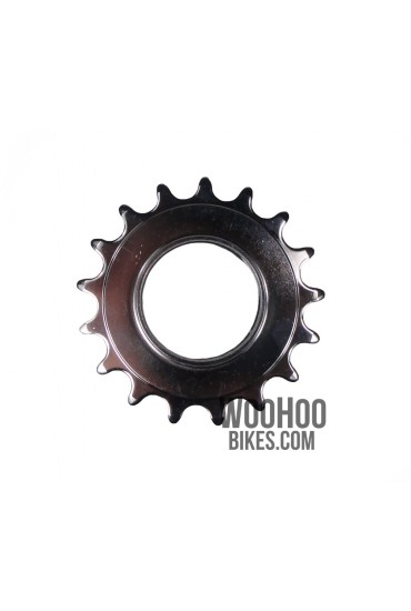 NOVATEC 18T 3/32 Track, Road, Fixed Gear Hub Cog, Silver