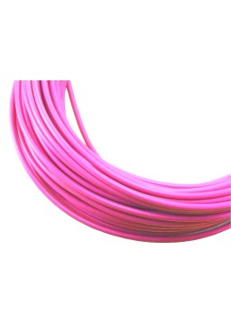 ALHONGA Brake Cable Housing Teflon Pink