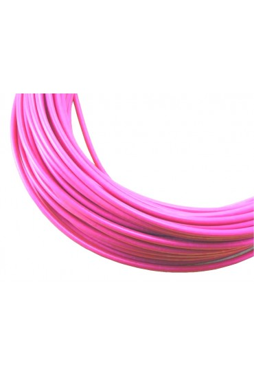 ALHONGA Derailleur Cable Housing Teflon Pink