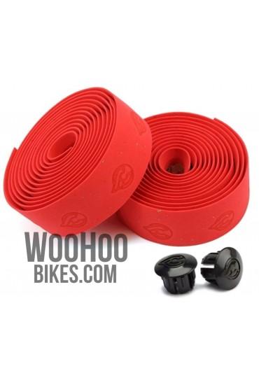 CINELLI Cork Ribbon Bicycle Handlebar Tape Red