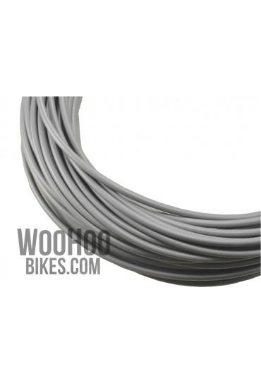ALHONGA Derailleur Cable Housing Teflon Light Grey